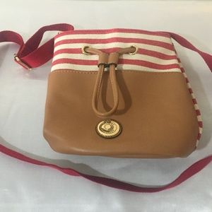 Tommy Hilfiger mini bucket bag